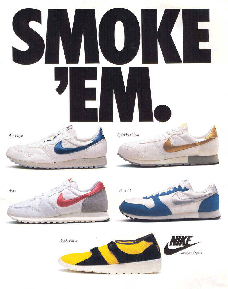The Impact Of Nike Shoes Envt 200 03